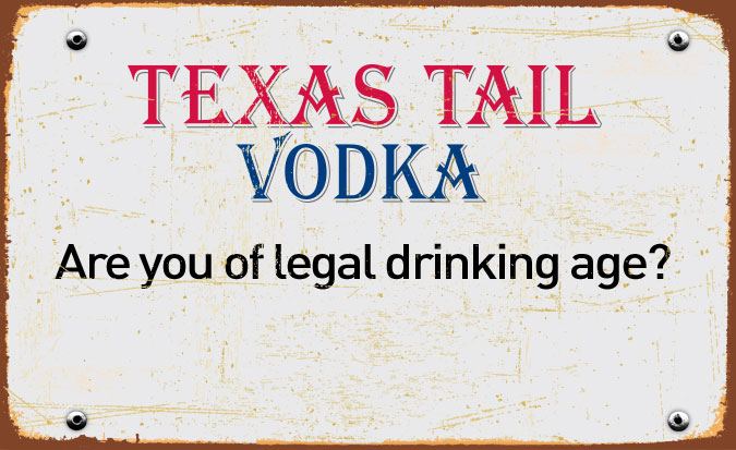 Are you of legal drinking age?